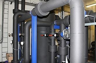 Bild zum Vergrößern anklicken - Kältedämmung Saevecke GmbH
